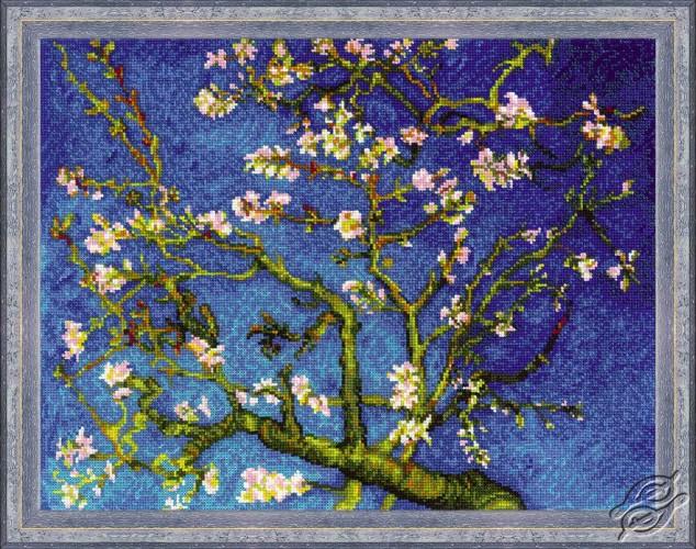 Almond Blossom by RIOLIS - 1698