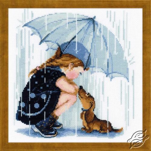 Under My Umbrella by RIOLIS - 1720