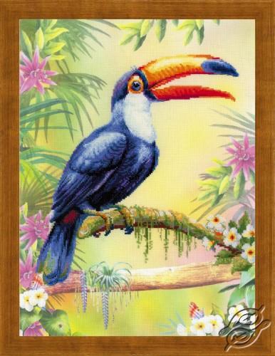 Toucan by RIOLIS - 0077-PT