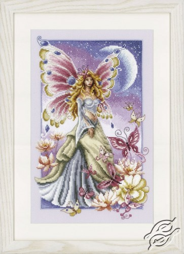 Butterfly Fairy by Vervaco - PN-0148079