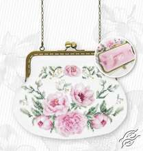 Flowers Pink by Luca-S - BAG025