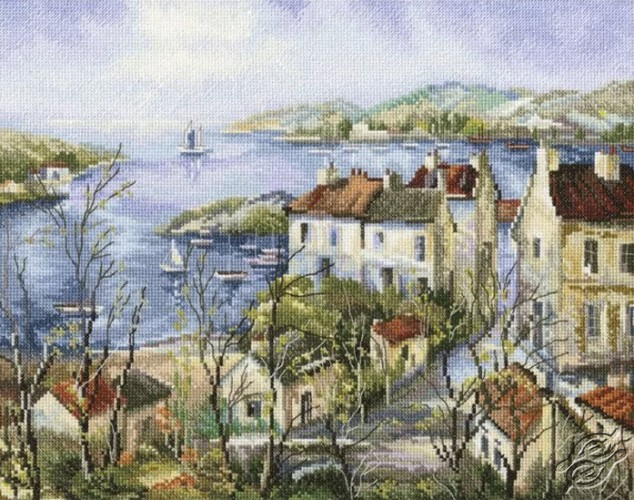 Calm Town by The Sea by RTO - M554