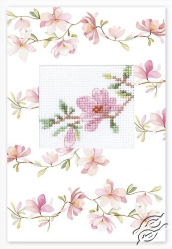 Peach Flowers I by Luca-S - SP-84