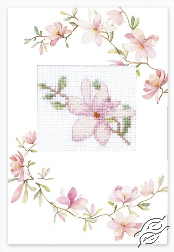 Peach Flowers by Luca-S - SP-85