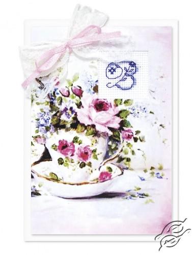 Tea & Blooms by Luca-S - SP-86