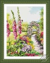 Foxglove Garden by Kustom Krafts - 97413