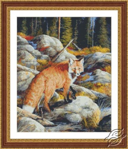 Careful Stepper - Red Fox by Kustom Krafts - 97523