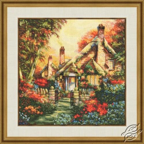 Fairy Little House by Golden Fleece - DL-028