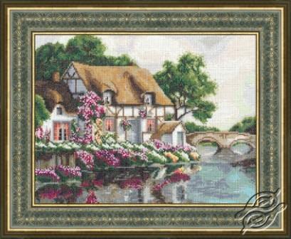 Little House from Childhood by Golden Fleece - DL-027