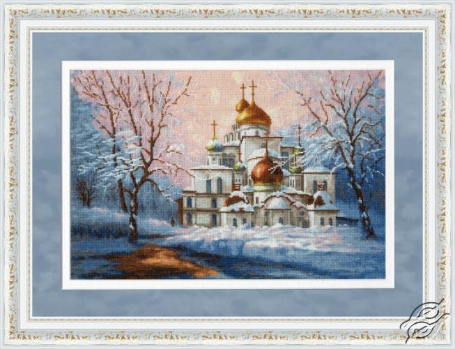 Voskresensky Cathedral by Golden Fleece - RP-012