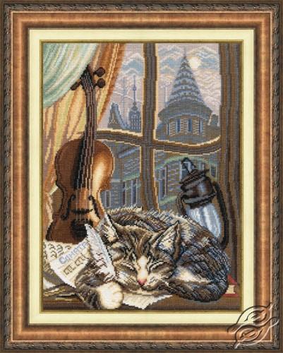 Night Sonata by Luca-S - SN-004
