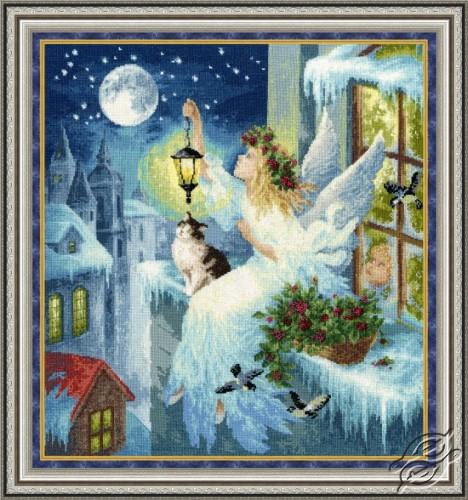 Winter Fairy by Golden Fleece - SO-012