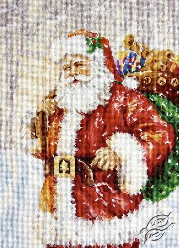 Santa Claus by Luca-S - B575