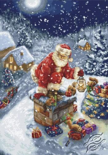 Santa Claus by Luca-S - B577