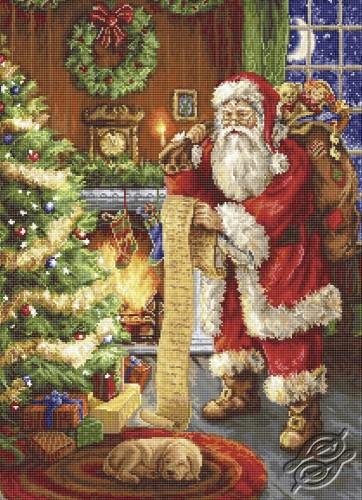 Santa Claus by Luca-S - B578