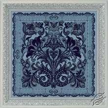 Cushion/Panel Spanish Lace by RIOLIS - 1700
