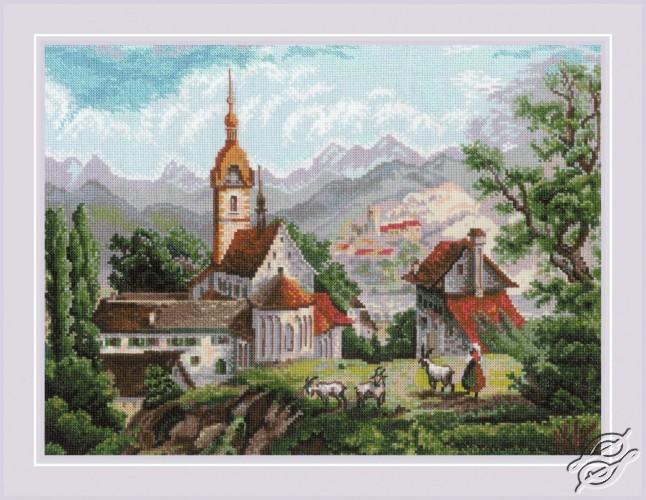 Monastery Shonenvert by RIOLIS - 1701