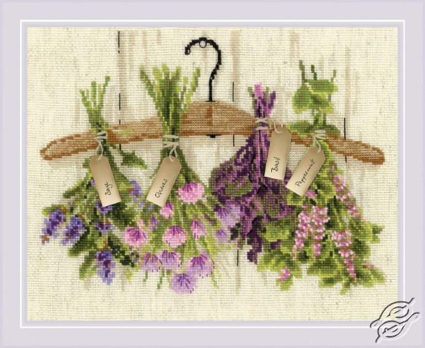 Herbs by RIOLIS - 1717