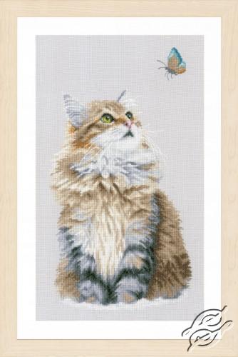 Forest Cat by Lanarte - PN-0171041