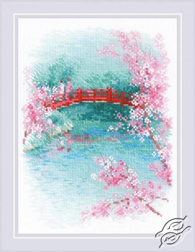 Sakura. Bridge by RIOLIS - 1745