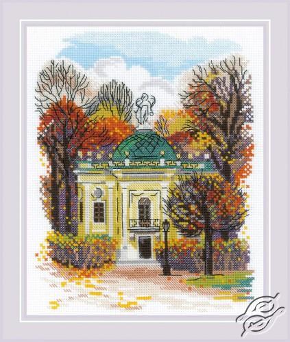 Kuskovo Hermitage by RIOLIS - 1760