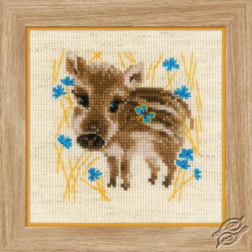 Little Boar by RIOLIS - 1756