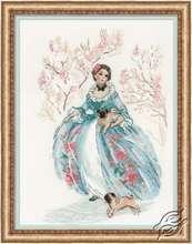 Rococo. Stroll by RIOLIS - 1723