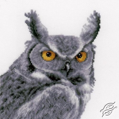 Grey Owl by Vervaco - PN-0149952