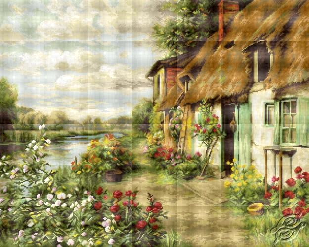 Landscape by Luca-S - B571