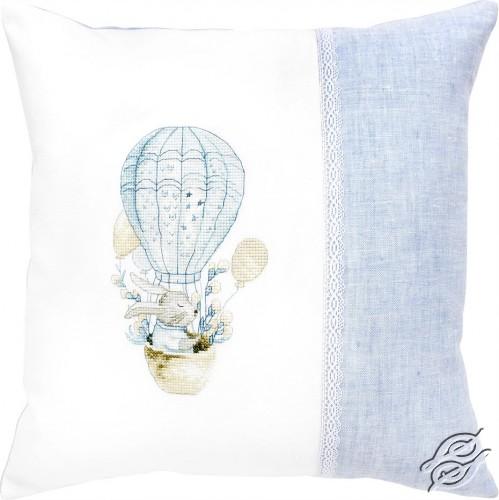 Air Balloon - Blue by Luca-S - PB-185
