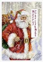 Santa Claus by Luca-S - SP-94