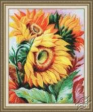 Sunny Flowers by Golden Fleece - T-009