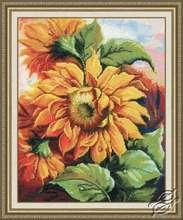 Sunny Flowers by Golden Fleece - T-011