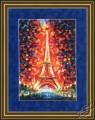 Paris at Night by Golden Fleece - GM-025