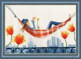 Girl's Daydreams by Golden Fleece - DK-005