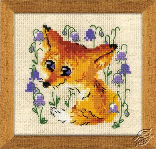 Little Fox by RIOLIS - 1776