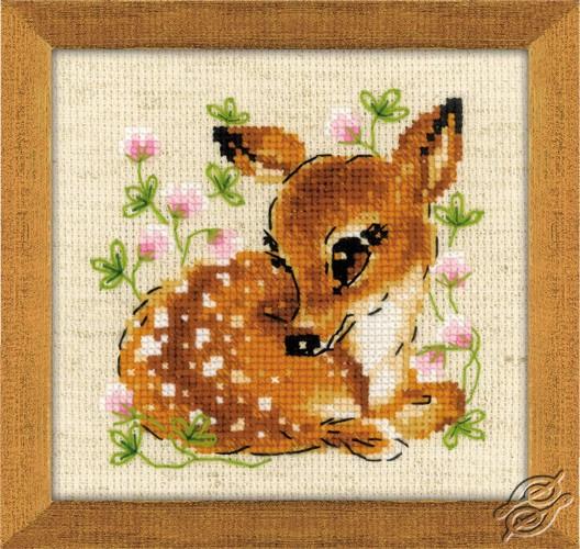 Little Deer by RIOLIS - 1777