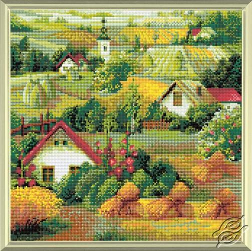 Serbian Landscape by RIOLIS - AM0013