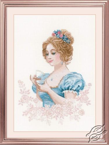 Afternoon Tea Club by RIOLIS - 1791