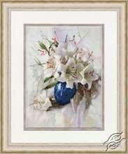 White Lilies by Golden Fleece - SZH-056