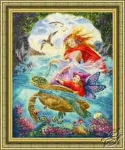 Sea Fairies by Golden Fleece - F-036