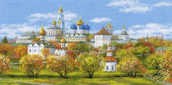 Sergiev Posad by RIOLIS - 1812
