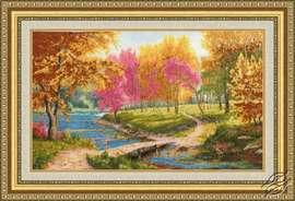 Gold of Autumn by Golden Fleece - VM-031