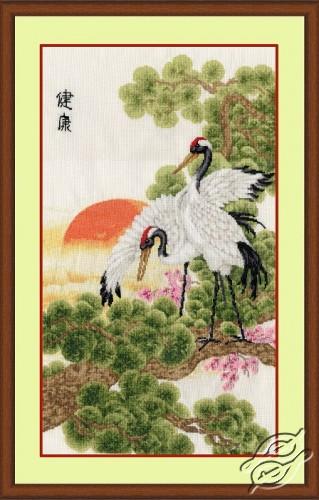 Cranes by Golden Fleece - KV-013