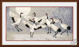 Dance of Cranes by Golden Fleece - Z-033