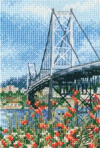 Suspension Bridge Hercilio Luz by RTO - C306