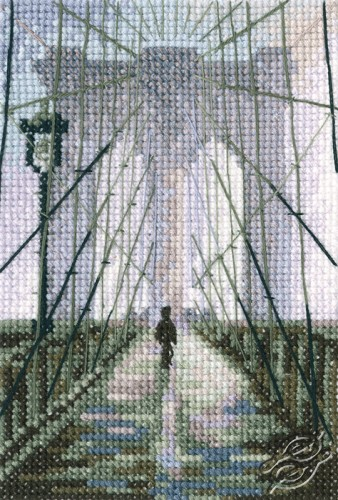 Brooklyn Bridge by RTO - C312