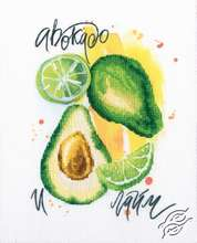 Avocado and Lime by RTO - DT-C011