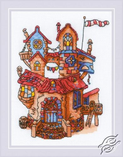 Fairytale House by RIOLIS - 1844