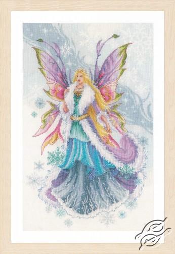 Fantasy Winter Elf Fairy by Lanarte - PN-0178653
